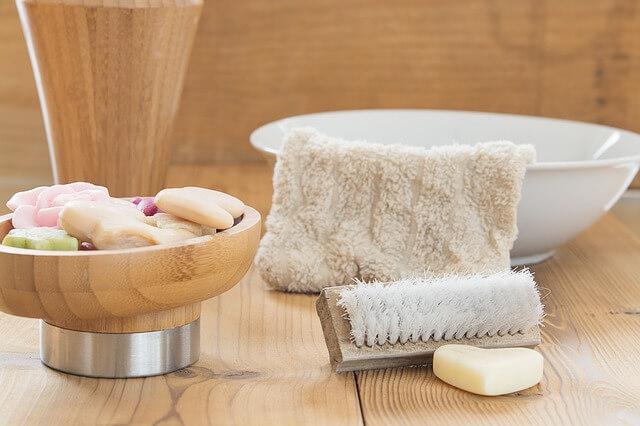 Bürste für Bürstenmassage