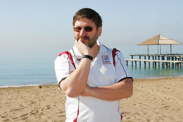Helmut Markus Lymphtherapie