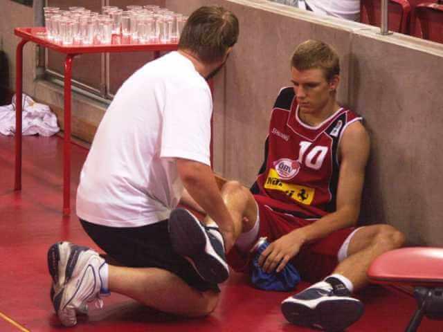 Helmut Markus Masseur Ukraine