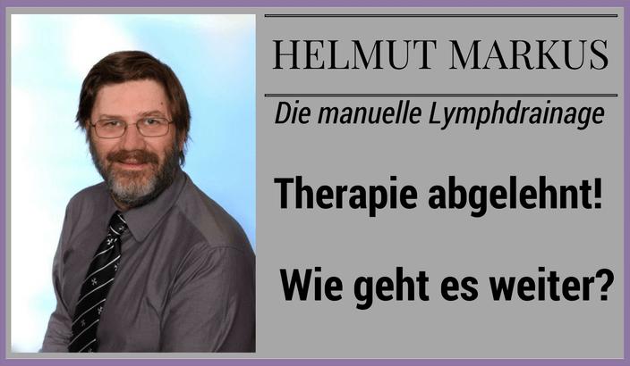 Helmut Markus manuelle Lymphdrainage